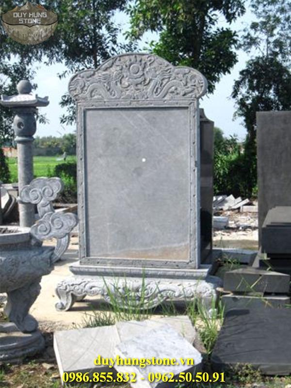 Bia mộ đá D13