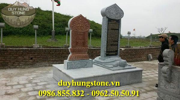 Bia mộ đá D23