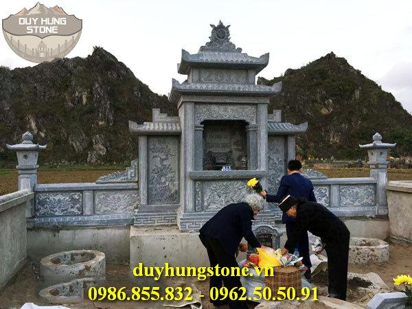 Lăng mộ đá có cánh ninh bình 14