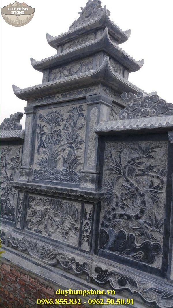 Lăng mộ đá có cánh ninh bình 55