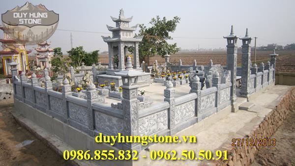 Mẫu lăng mộ đá ninh bình 31