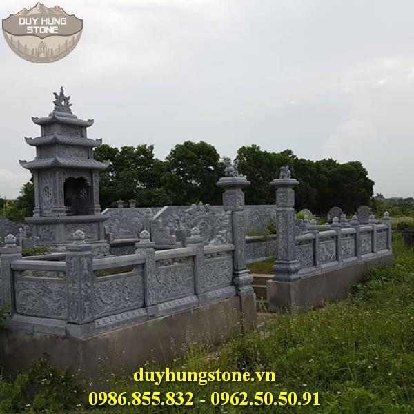 Mẫu lăng mộ đá ninh bình 39