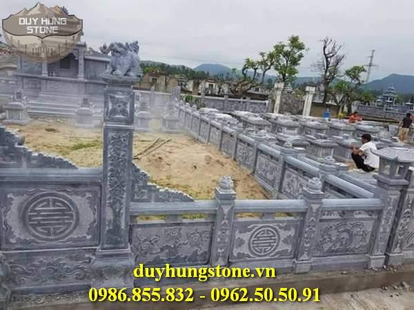 Mẫu lăng mộ đá ninh bình 56