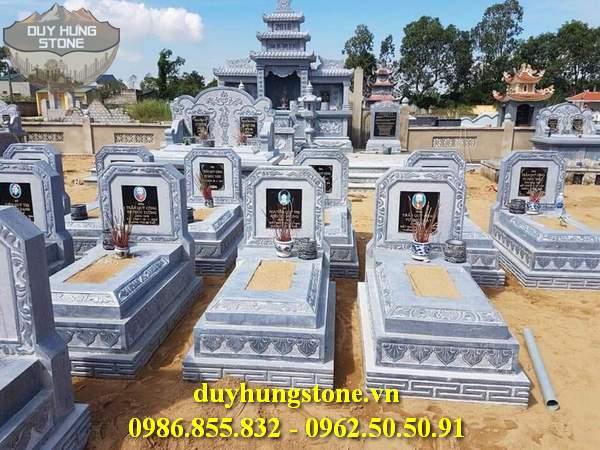 Mẫu lăng mộ đá ninh bình 63