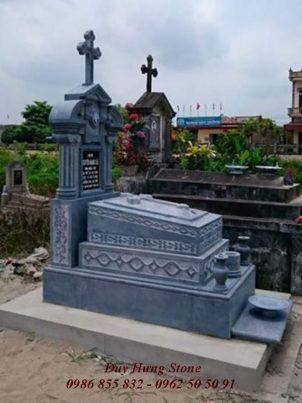 Mẫu mộ đá công giáo L10