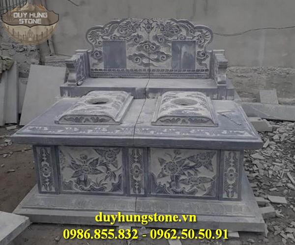 Mộ bành tam sơn đá ninh bình 26