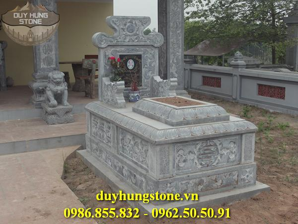Mộ bành tam sơn đá ninh bình 33