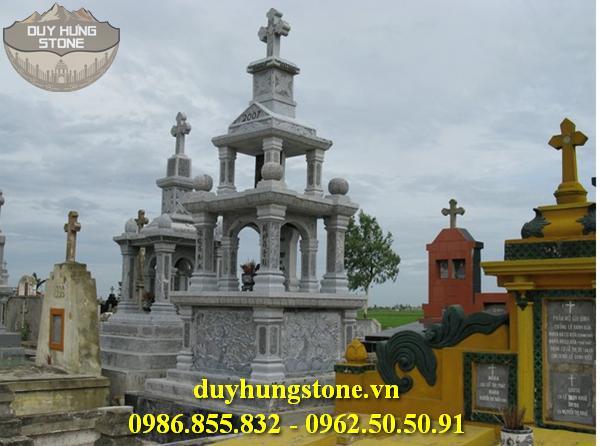 Mộ đá công giáo 24