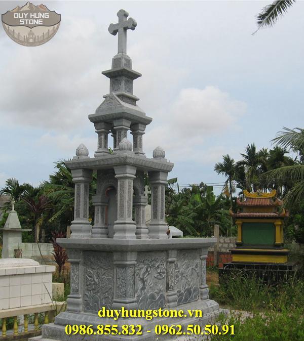 Mộ đá công giáo 9