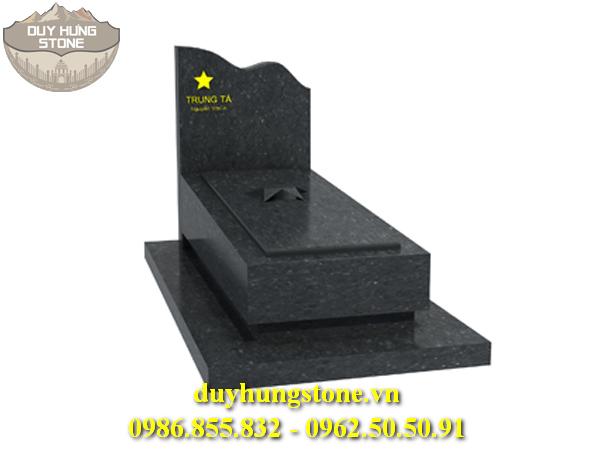 Mộ đá Granite nguyên khối cao cấp 14