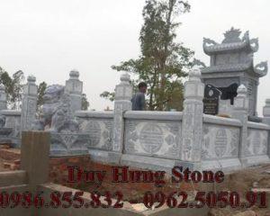 Mẫu lăng mộ đá đẹp 16