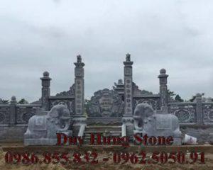 Mẫu lăng mộ đá đẹp 26