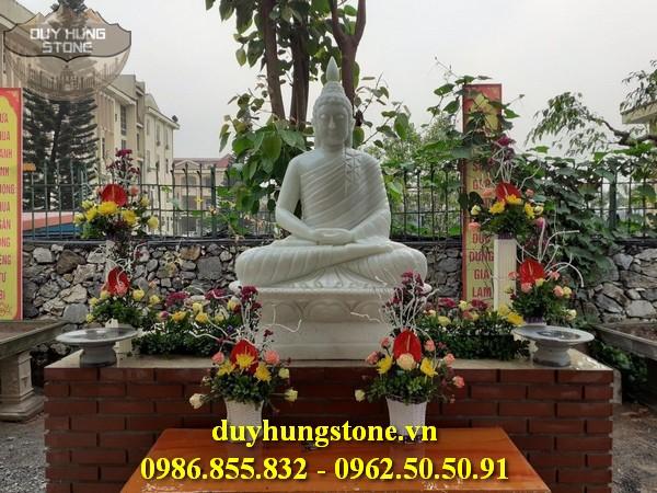 tuong phat thich ca bang da 6