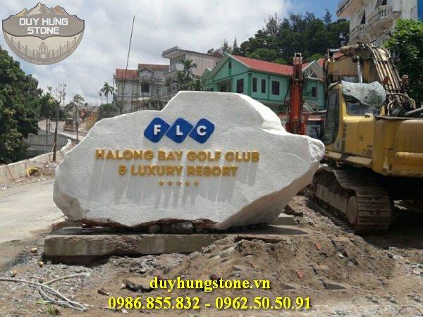 thiết kế biển hiệu công ty bằng đá nguyên khối đẹp 29