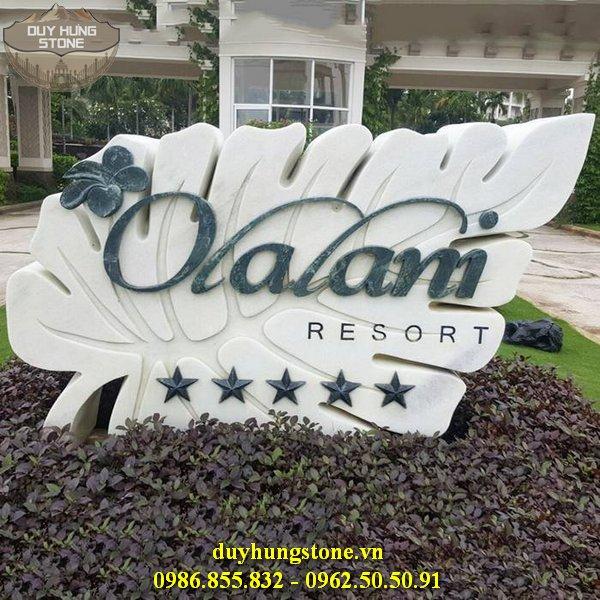 thiết kế biển hiệu công ty bằng đá nguyên khối đẹp 33