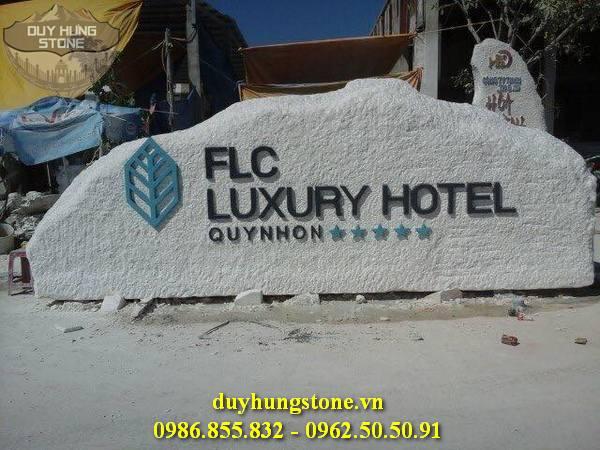 thiết kế biển hiệu công ty bằng đá nguyên khối đẹp 5