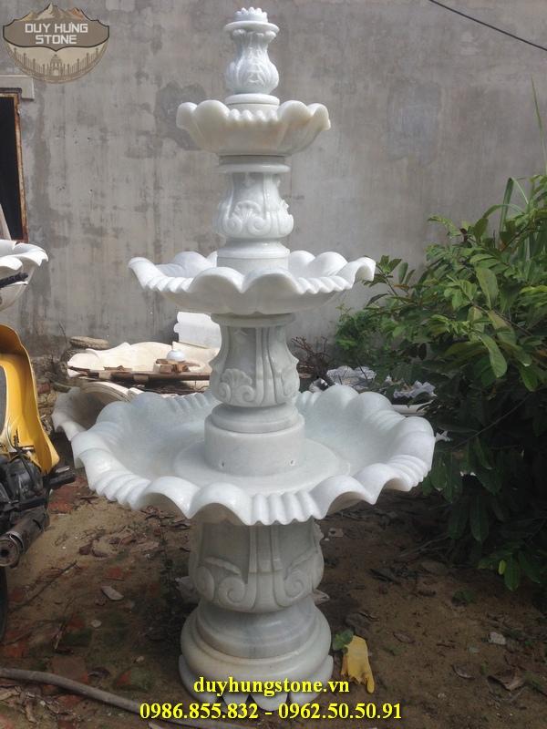 mẫu đài phun nước số 11