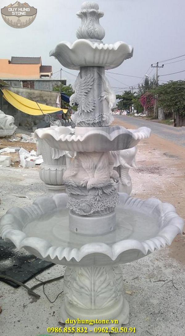 mẫu đài phun nước số 28