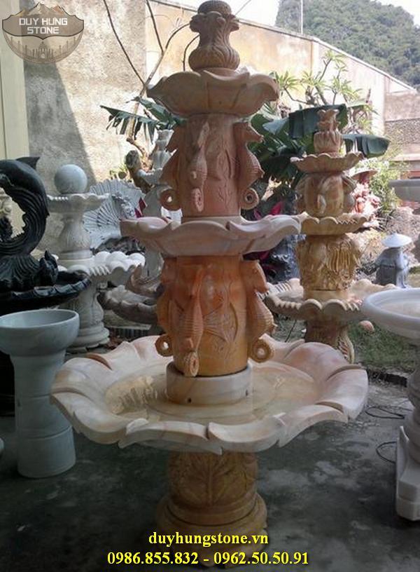 mẫu đài phun nước số 31