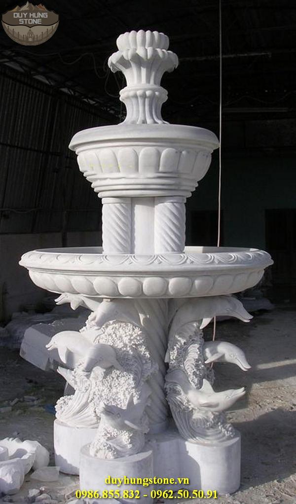 mẫu đài phun nước số 34