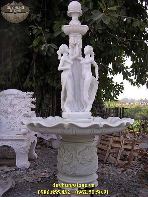 mẫu đài phun nước số 36
