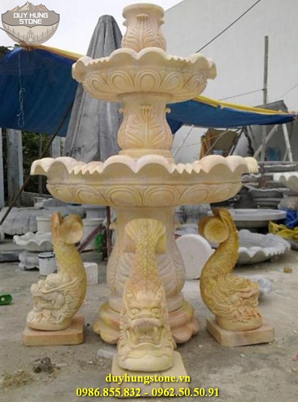 mẫu đài phun nước số 41
