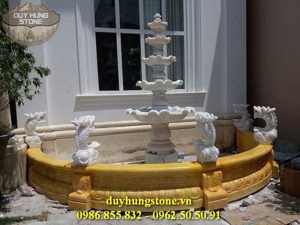 mẫu đài phun nước số 43