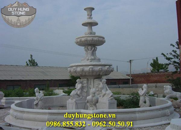 mẫu đài phun nước số 55