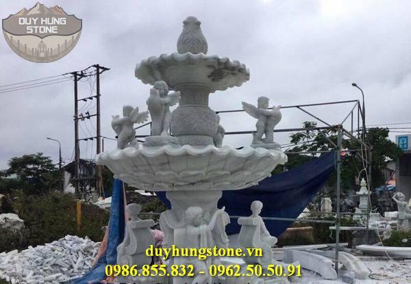 mẫu đài phun nước số 56
