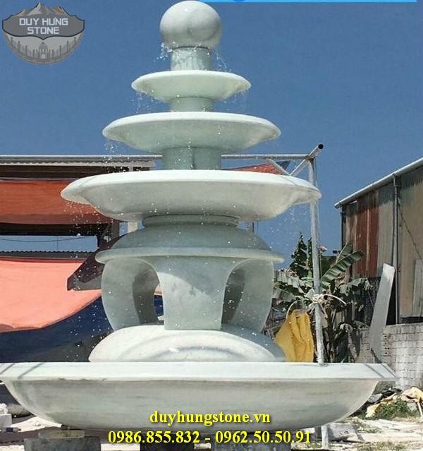 mẫu đài phun nước số 8
