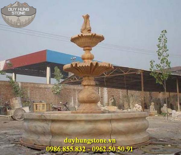 mẫu đài phun nước số 9