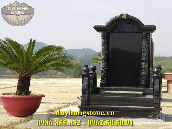 Mẫu mộ đá mang phong cách hiện đại 12