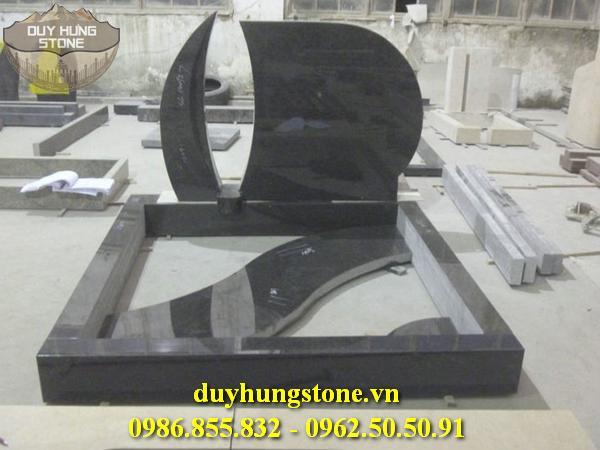 Mẫu mộ đá mang phong cách hiện đại 13