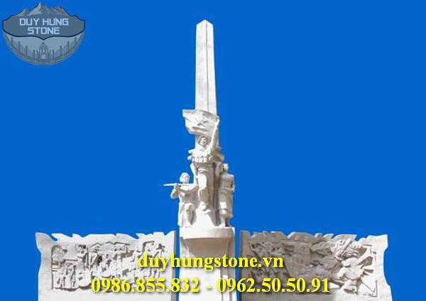 Tượng đài bằng đá khối đà nẵng 8