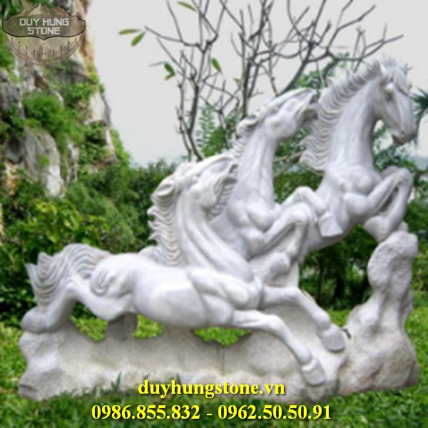 ngựa đá nhiều mẫu mã đẹp 19