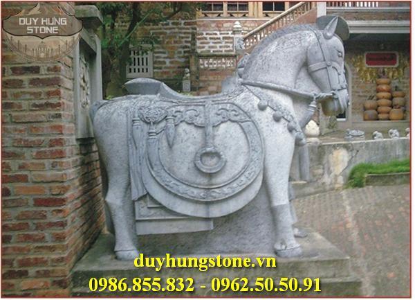 ngựa đá nhiều mẫu mã đẹp 21