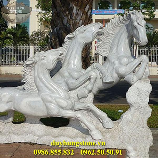 ngựa đá nhiều mẫu mã đẹp 24