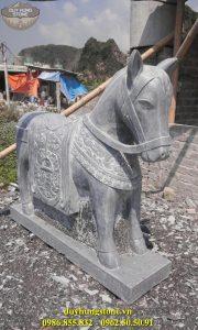 ngựa đá nhiều mẫu mã đẹp 26