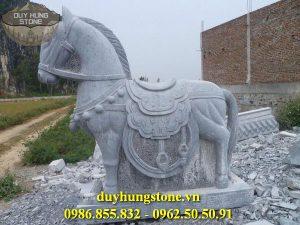 ngựa đá nhiều mẫu mã đẹp 27
