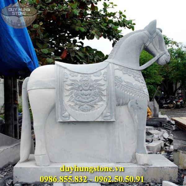 ngựa đá nhiều mẫu mã đẹp 6