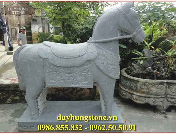 ngựa đá nhiều mẫu mã đẹp 8