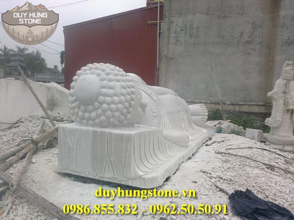 Tượng Phật A Di Đà bằng đá non nước đà nẵng 11
