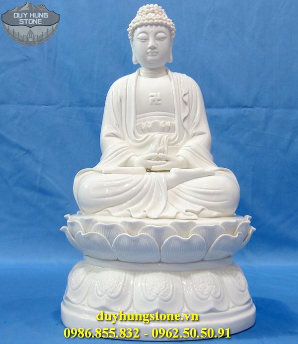 Tượng Phật A Di Đà bằng đá non nước đà nẵng 17