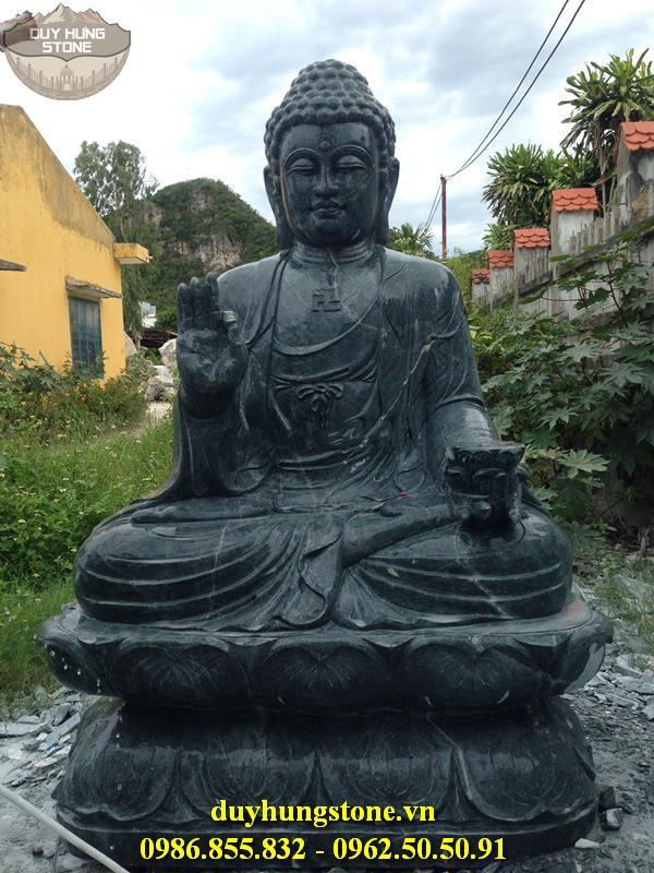 Tượng Phật A Di Đà bằng đá non nước đà nẵng 19
