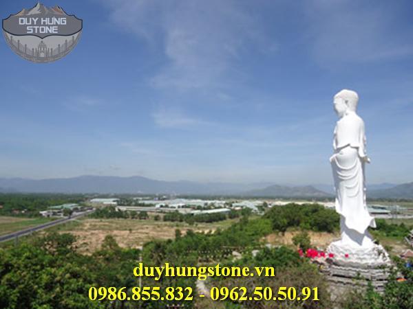Tượng Phật A Di Đà bằng đá non nước đà nẵng 2