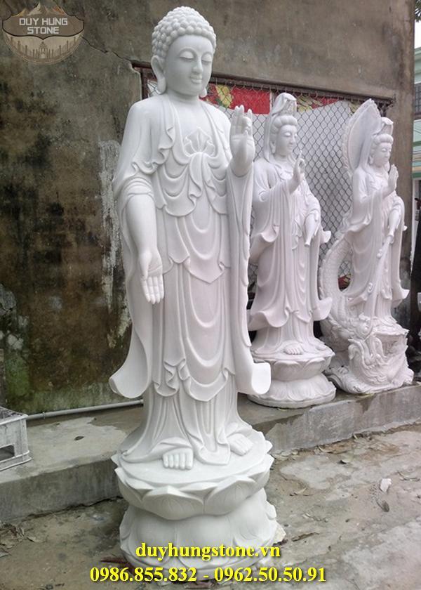 Tượng Phật A Di Đà bằng đá non nước đà nẵng 20
