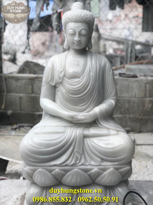 Tượng Phật A Di Đà bằng đá non nước đà nẵng 23