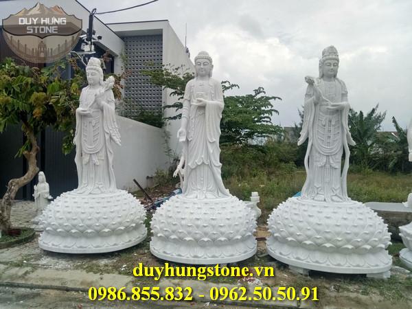 Tượng Phật A Di Đà bằng đá non nước đà nẵng 24