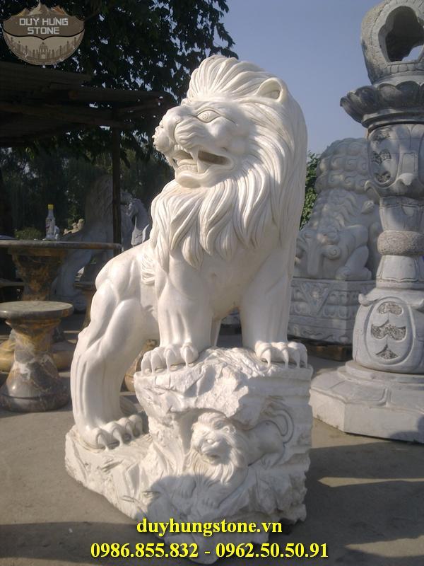 sư tử đá đẹp 10