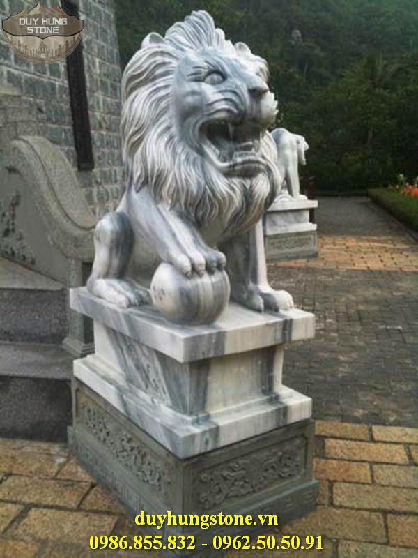 sư tử đá đẹp 11